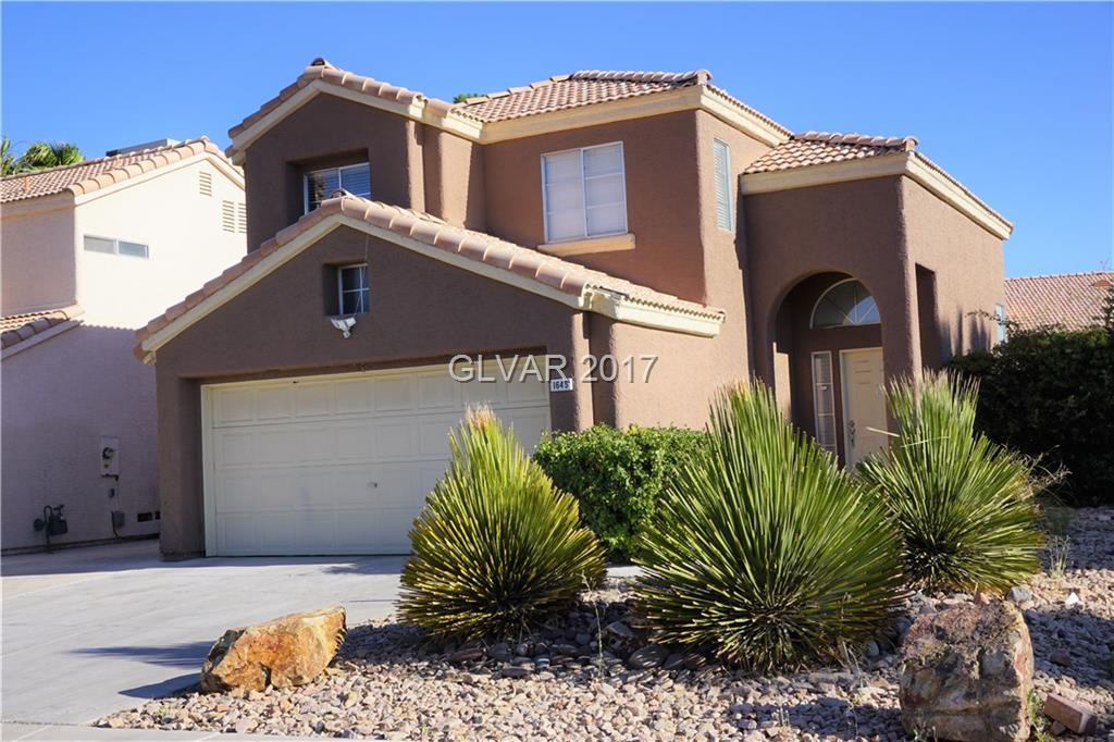 1645 AUTUMN RUST Drive, Las Vegas, NV 89119