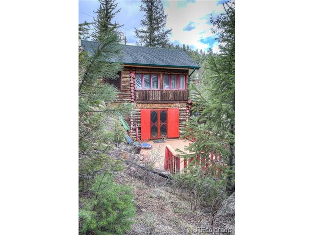 15928 Old Stagecoach Road, Pine, CO 80470