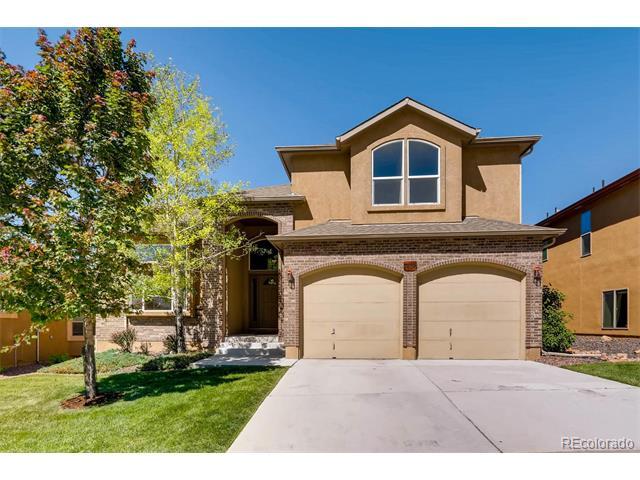 7436 Centennial Glen Drive, Colorado Springs, CO 80919