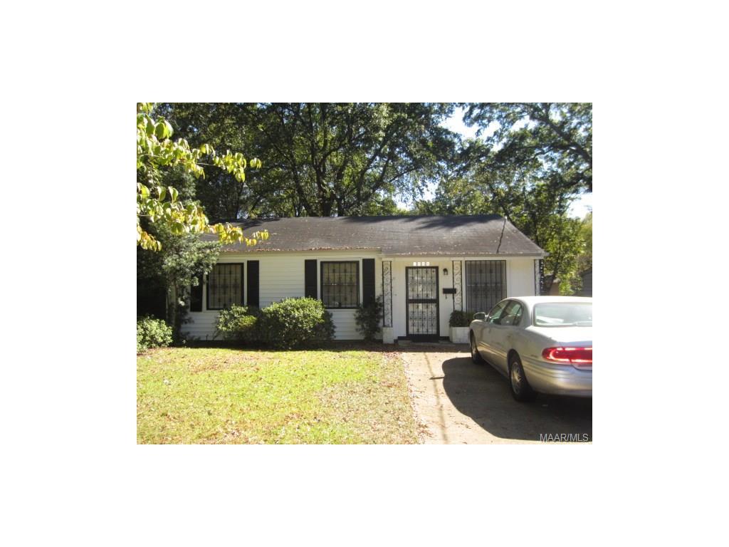 3086 Texas Street, Montgomery, AL 36110
