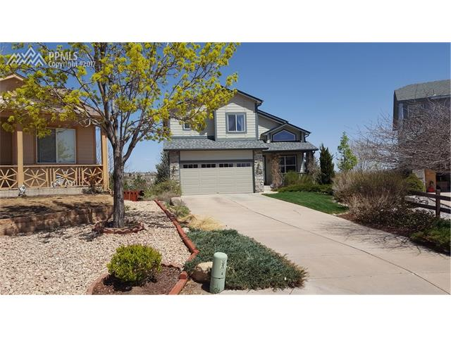 1096 Whistler Hollow Drive, Colorado Springs, CO 80906