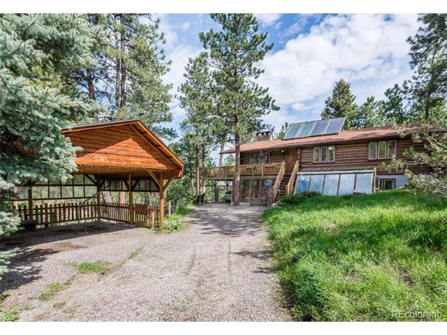 29741 Dorothy Road, Evergreen, CO 80439
