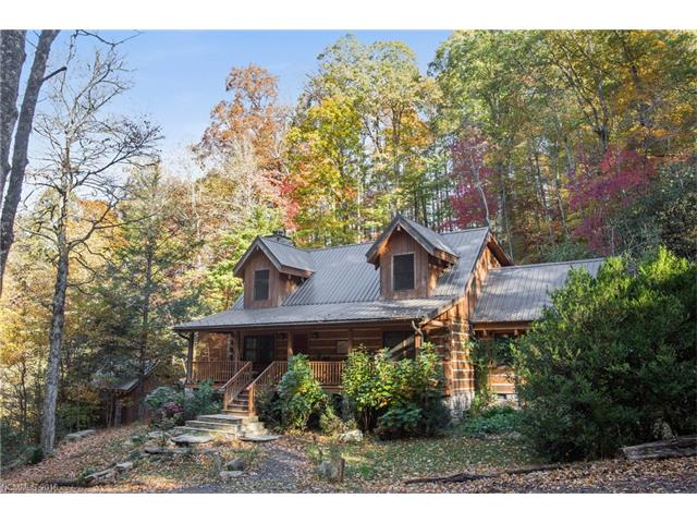 90 and 102 Press Owenby Drive, Black Mountain, NC 28711