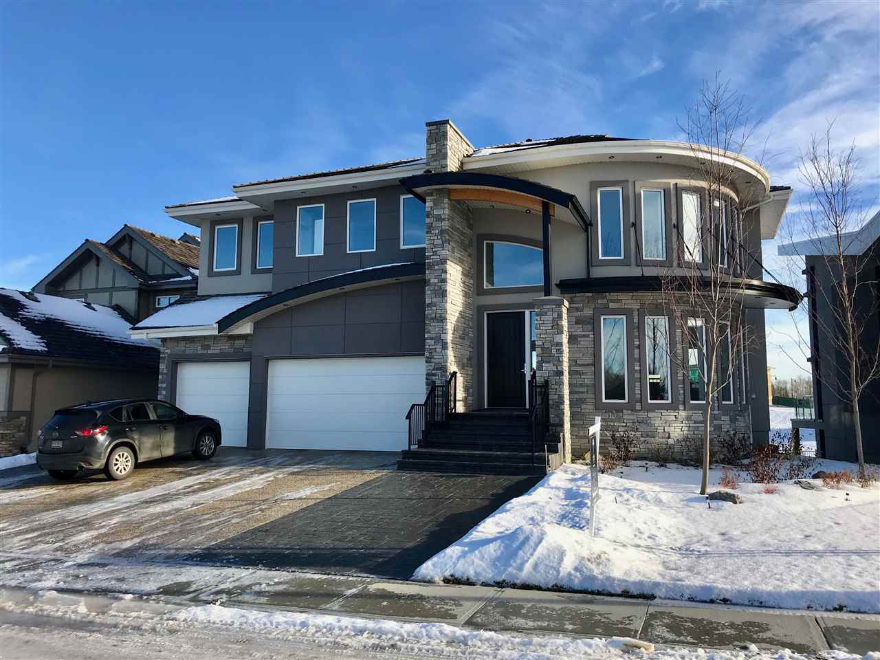 4831 WOOLSEY Lane, Edmonton, AB T6W 0S3