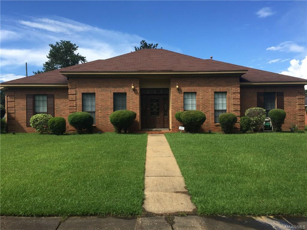 668 MARY ANN Drive, Montgomery, AL 36109