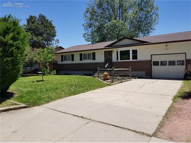 1813 Koshare Street, Colorado Springs, CO 80904
