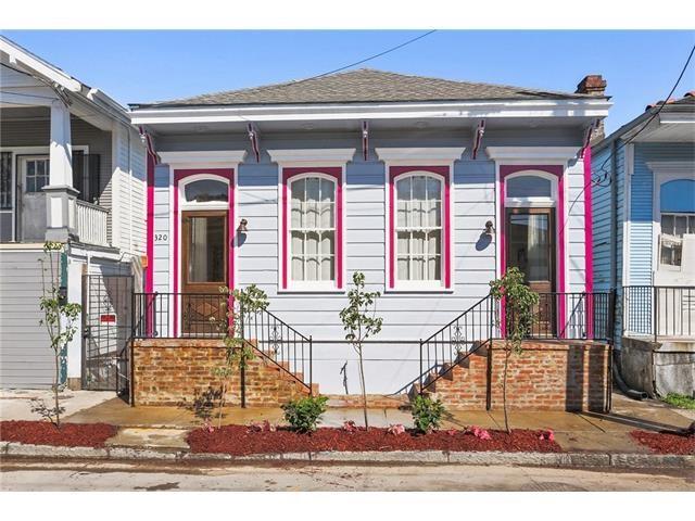 322 N ROMAN Street, New Orleans, LA 70112