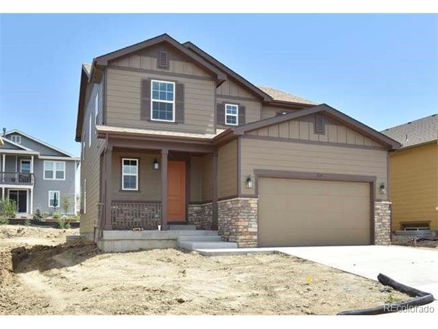 509 Tippen Place, Castle Rock, CO 80104