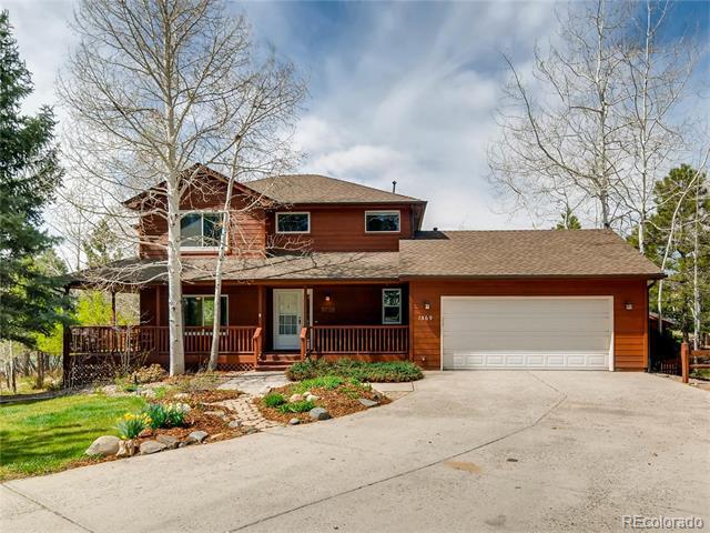 1369 Gambel Oaks Drive, Elizabeth, CO 80107