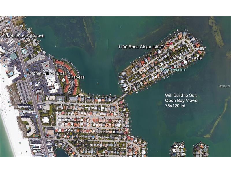 1100 BOCA CIEGA ISLE DRIVE, ST PETE BEACH, FL 33706