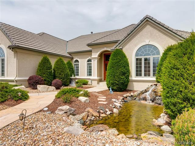 867 Diamond Ridge Circle, Castle Rock, CO 80108