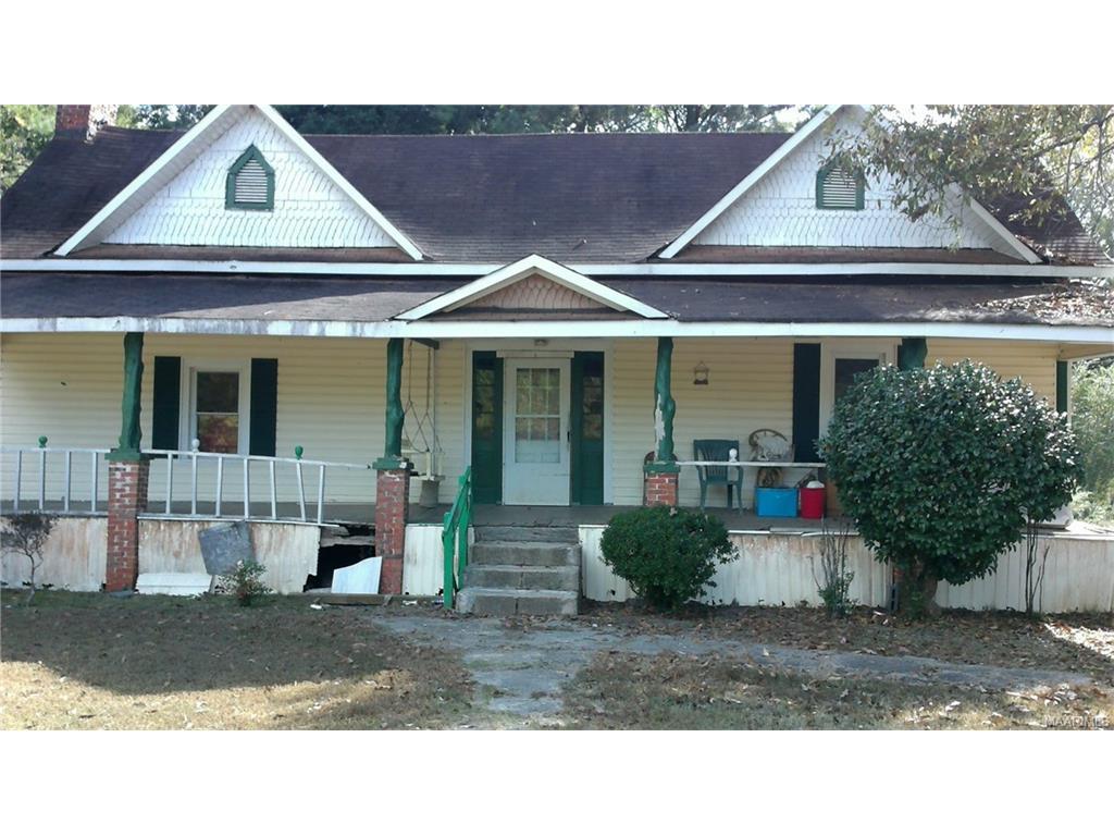 430 Coosa Co. Rd. 36 Road, Titus, AL 36080