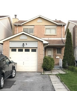 5 Auld Croft Rd, Toronto, ON M9W 6E3