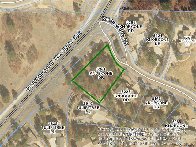 5261 Knobcone Drive, Castle Rock, CO 80108