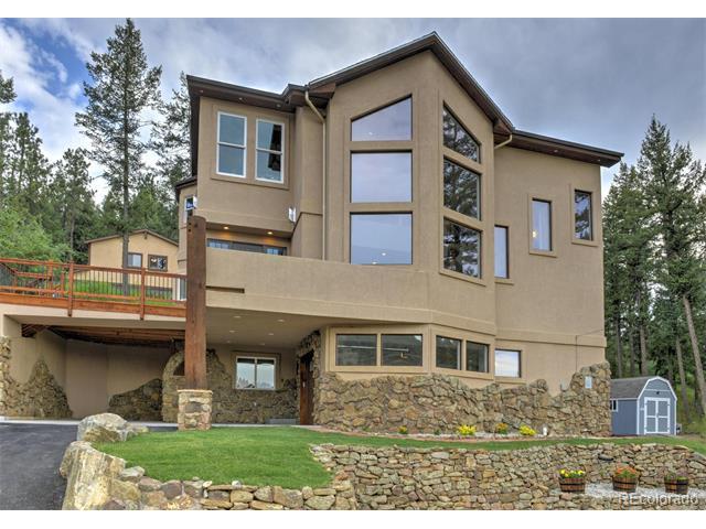 27086 Mountain Park Road, Evergreen, CO 80439