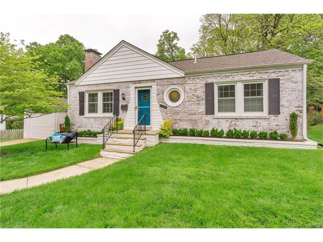 1106 Culverhill Drive, Webster Groves, MO 63119