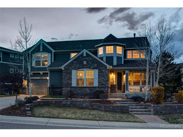 8415 Winter Berry Drive, Castle Pines, CO 80108