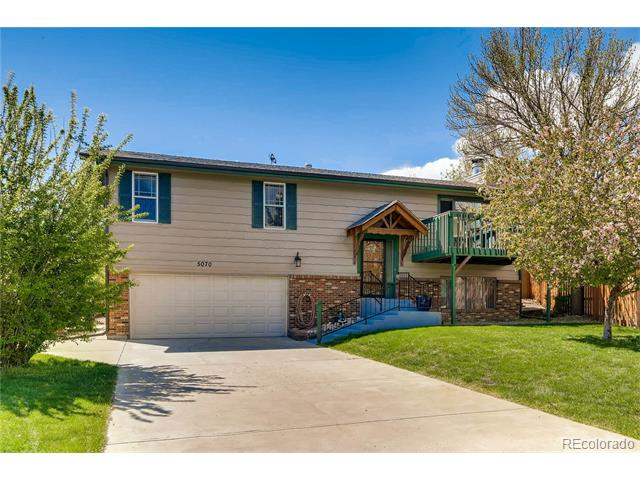5070 S Zinnia Court, Morrison, CO 80465