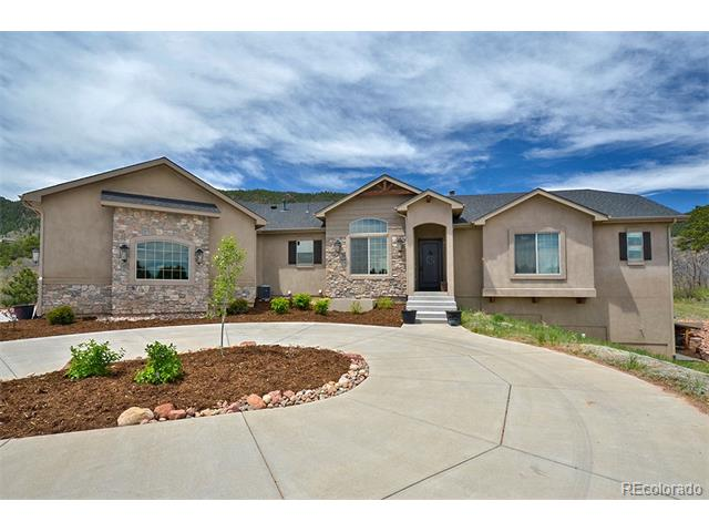 4591 Red Rock Ranch Drive, Monument, CO 80132