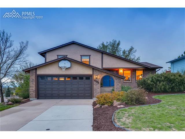 4785 W Old Farm Circle, Colorado Springs, CO 80917