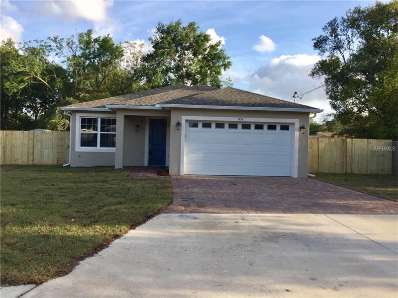 834 SEMINOLE AVENUE, LONGWOOD, FL 32750