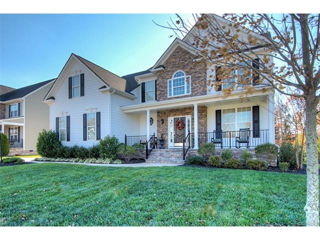 Cosby High School District Homes For Sale Midlothian Va