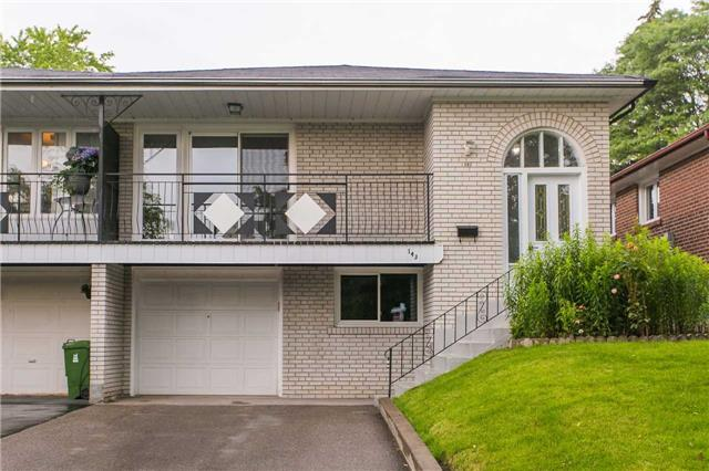 143 Mintwood Dr, Toronto, ON M2M 3A6