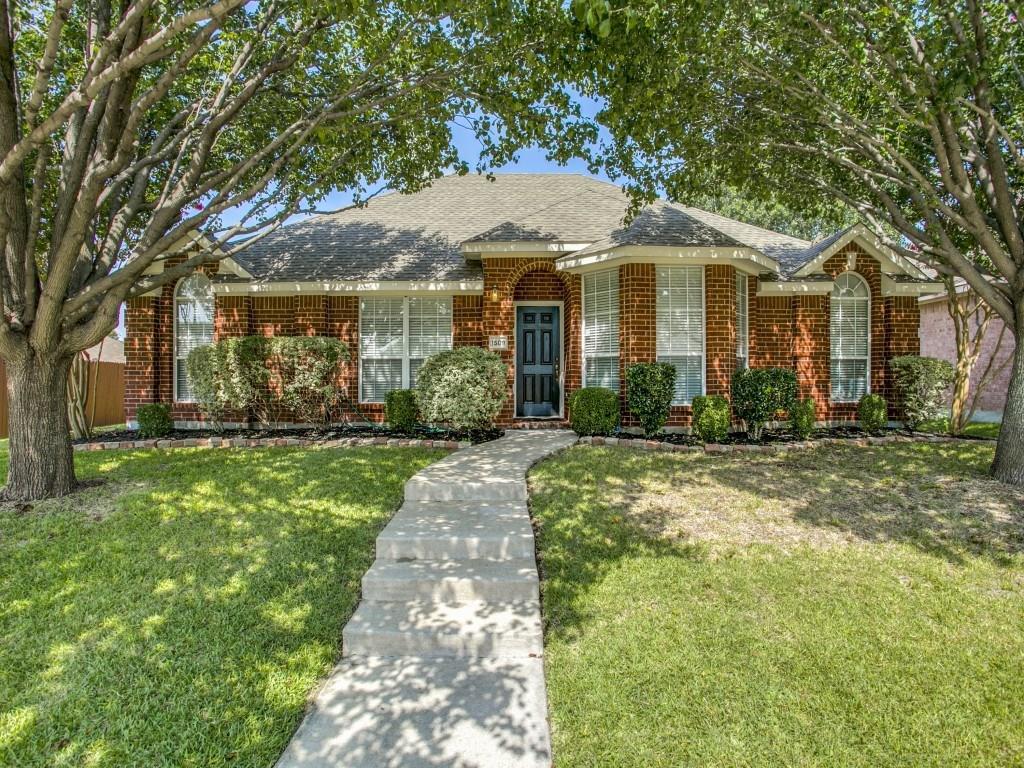 1509 Landsford Drive, Allen, TX 75013