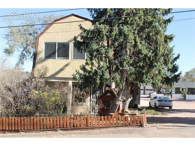 121 Pawnee Avenue, Manitou Springs, CO 80829