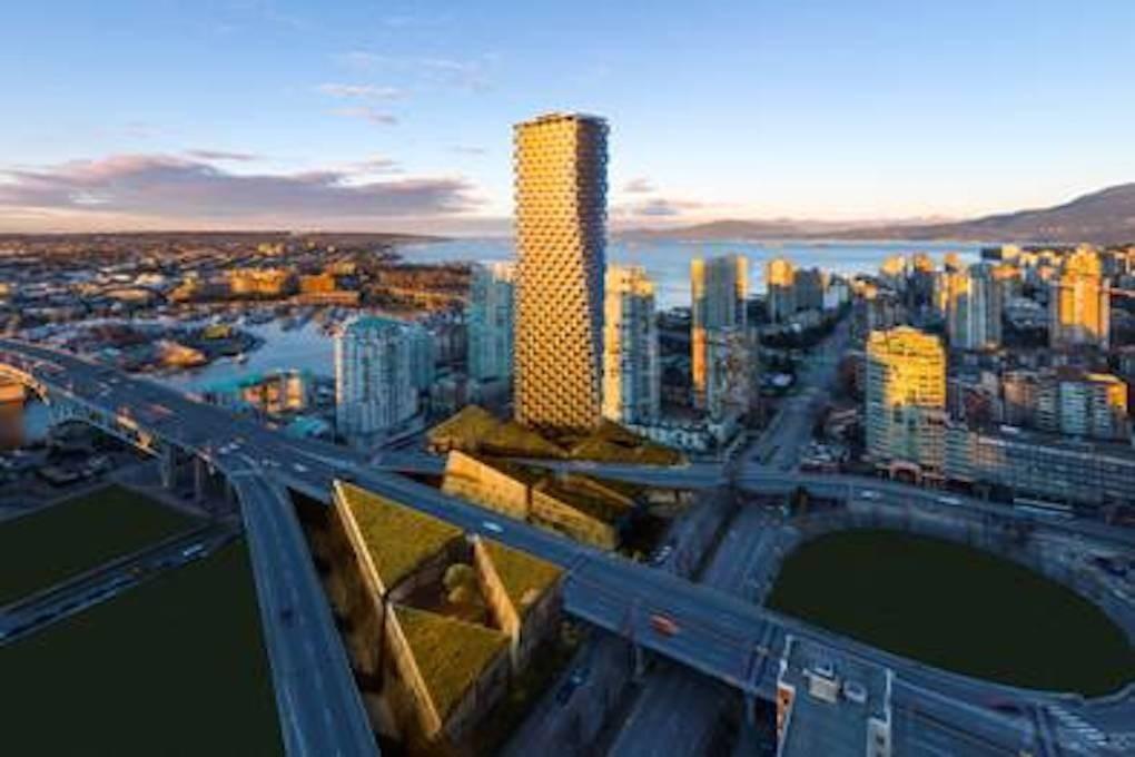 1480 HOWE STREET 5001, Vancouver, BC V6Z 1C4