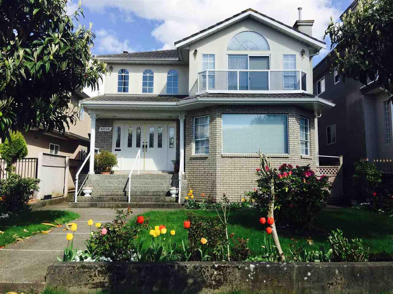 6206 DOMAN STREET, Vancouver, BC V5S 3G6
