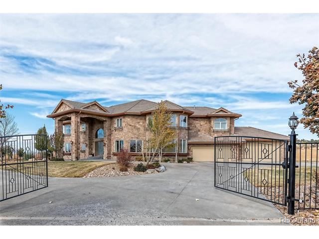 11965 Jakes Ranch Road, Parker, CO 80138