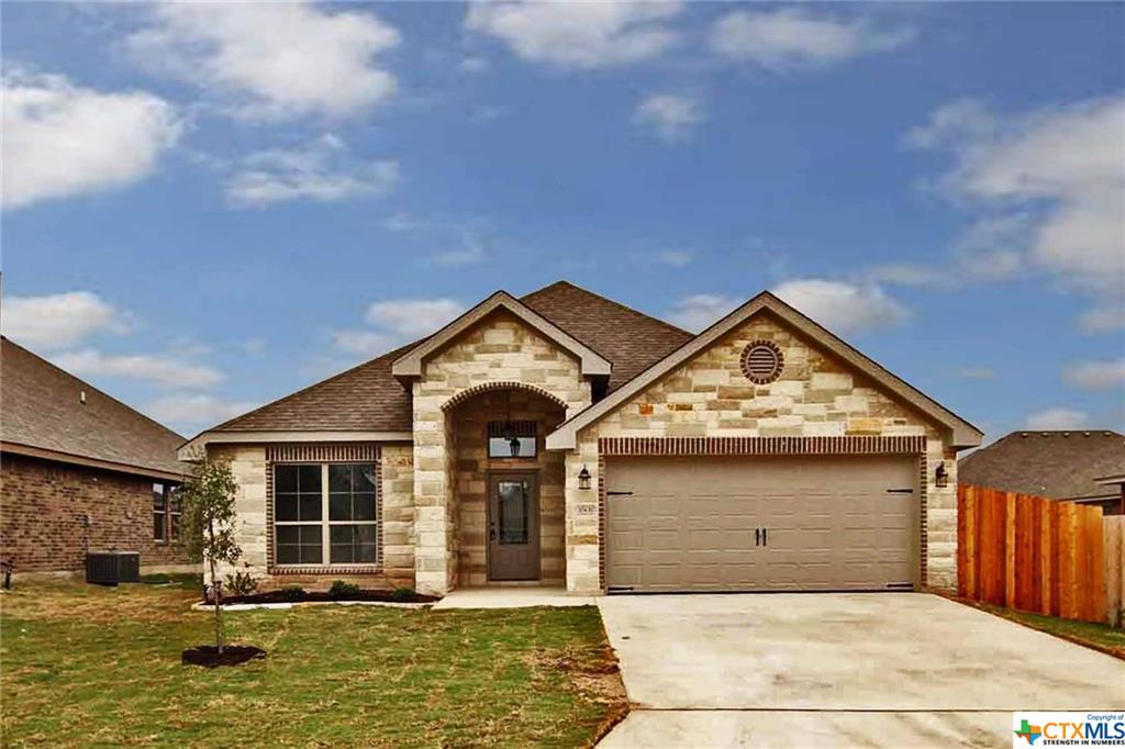 3502 Crystal Ann Drive, Temple, TX 76502