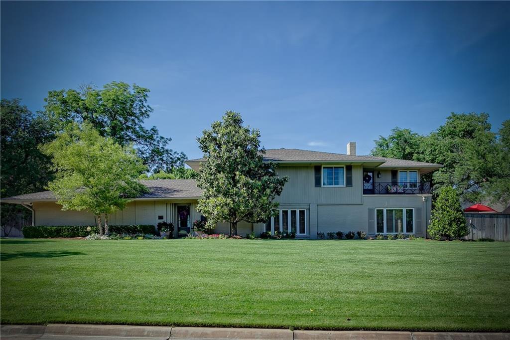 1201 Glenwood, Nichols Hills, OK 73116