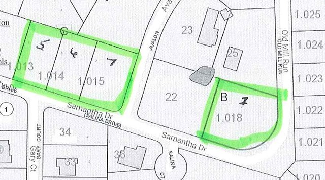 Lt 4 5 6 Samantha Drive, Dothan, AL 36303