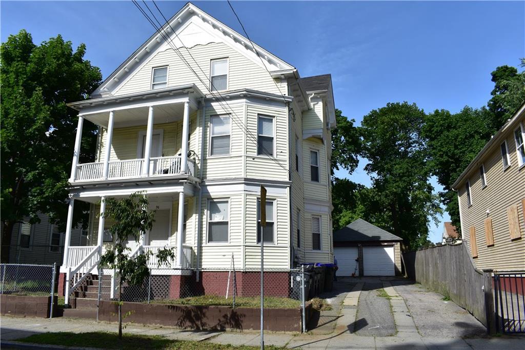 94 - 96 Hamilton ST, Providence, RI 02907