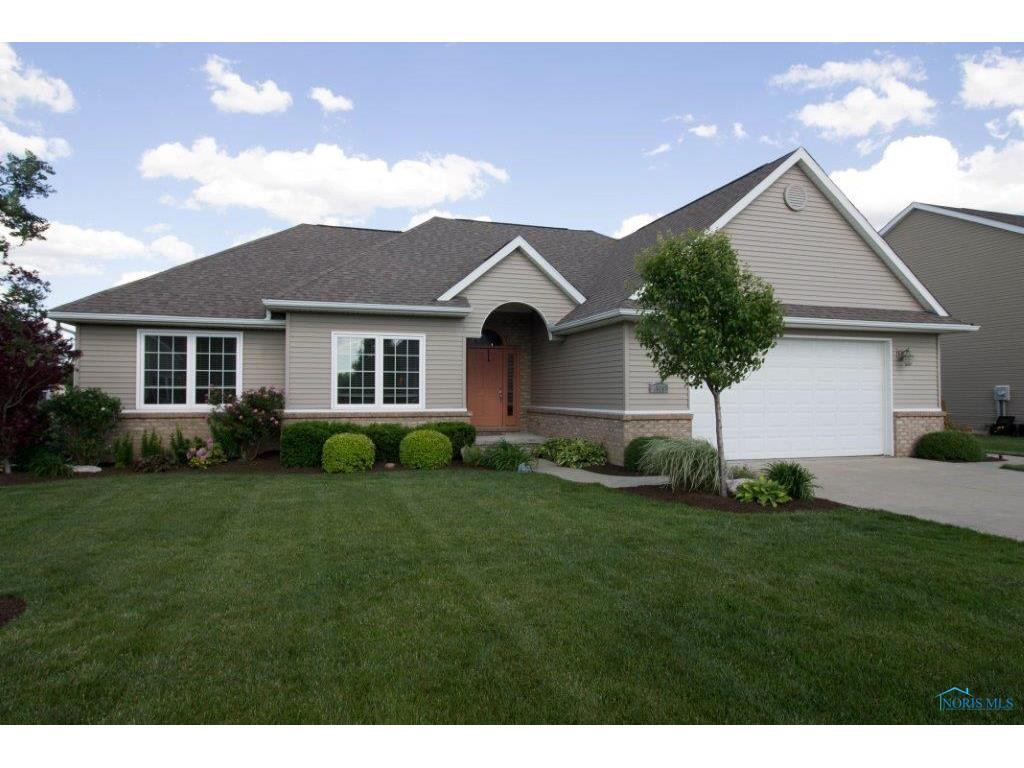 4036 Edge View Drive, Oregon, OH 43616