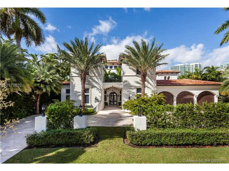 170 S Island, Golden Beach, FL 33160