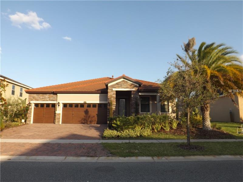 2316 VIA BELLA BOULEVARD, LAND O LAKES, FL 34639