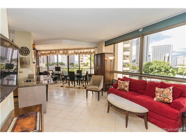 1778 Ala Moana Boulevard 1004, Honolulu, HI 96815