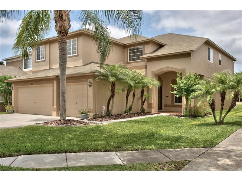4205 FISHERMANS LAKE DRIVE, LUTZ, FL 33558
