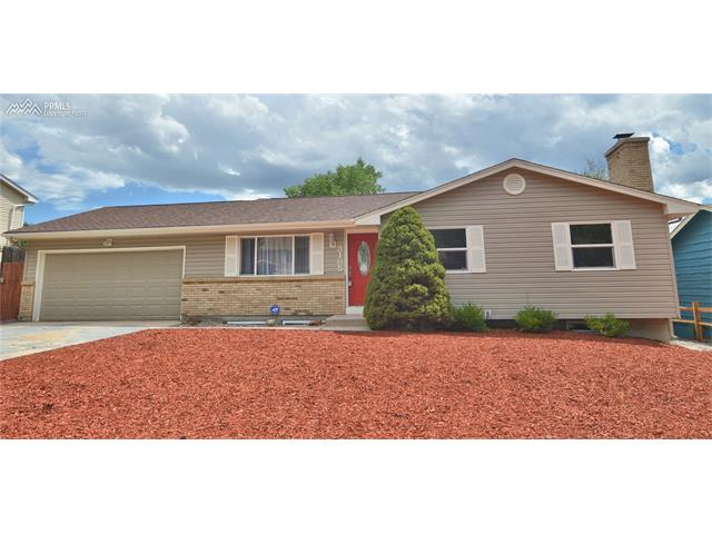 3185 Cortina Drive, Colorado Springs, CO 80918