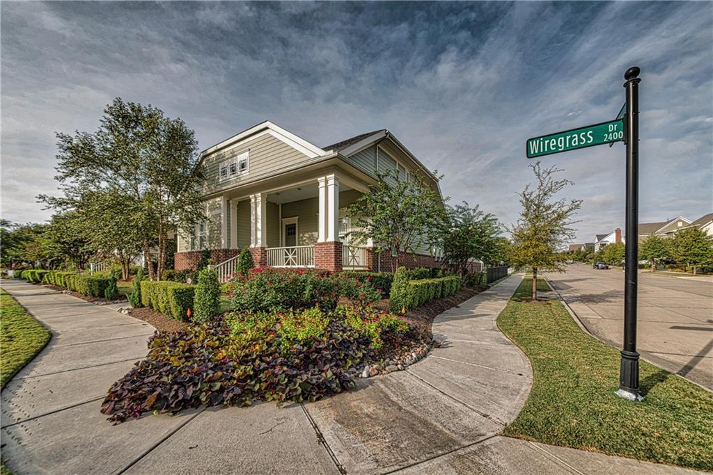 2417 Wiregrass Drive, McKinney, TX 75071