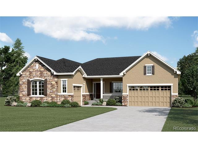 3839 Mighty Oaks Street, Castle Rock, CO 80104