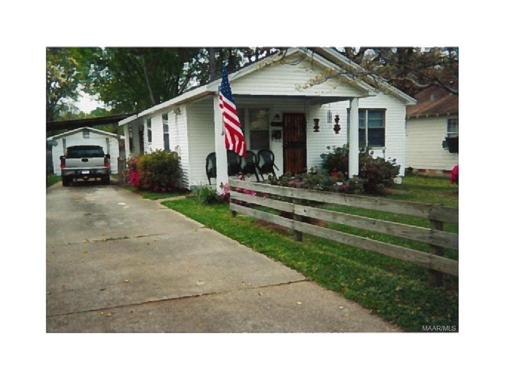 3445 Texas Street, Montgomery, AL 36110