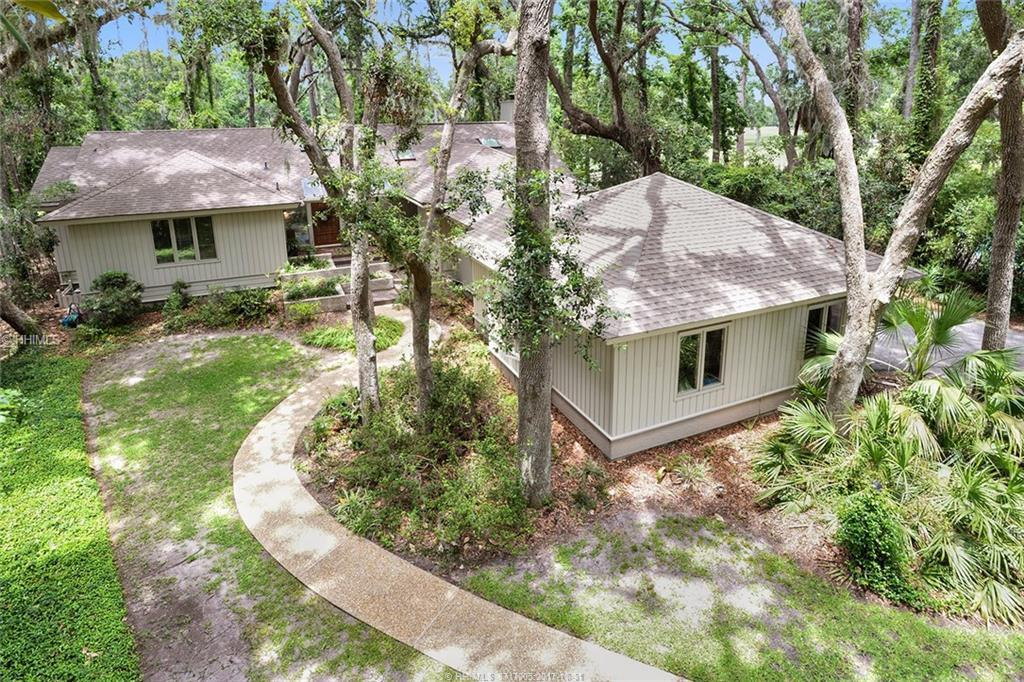 14 Willow Oak ROAD W, Hilton Head Island, SC 29928