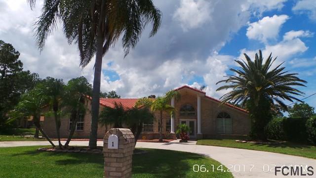 1 Watson Place, Palm Coast, FL 32164
