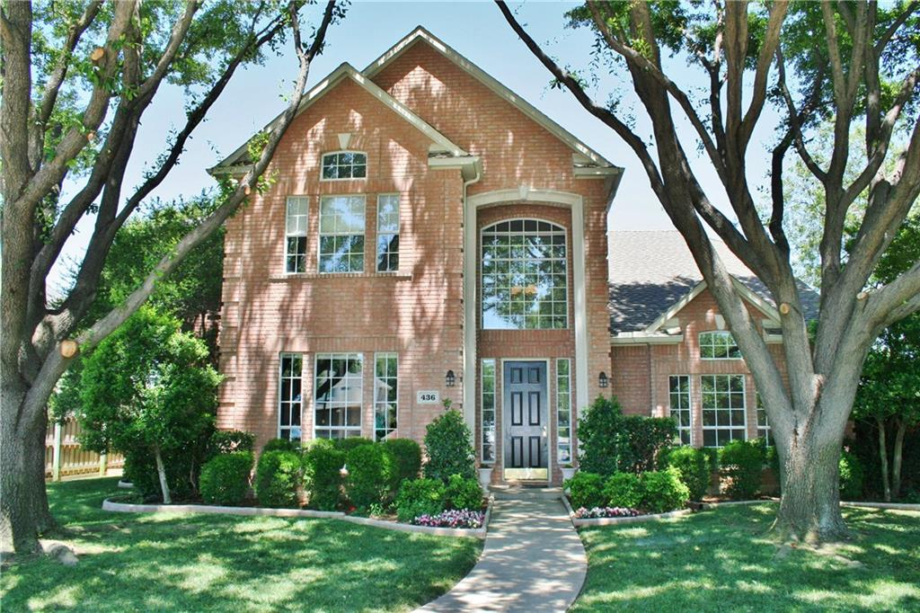436 Pecan Hollow Drive, Coppell, TX 75019