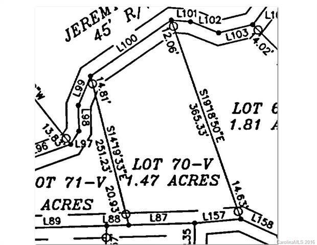 Lot 70V Jeremy Drive, Nebo, NC 28761