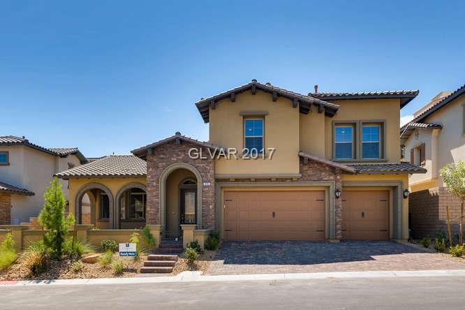 375 CALABRIA RIDGE Street, Las Vegas, NV 89138